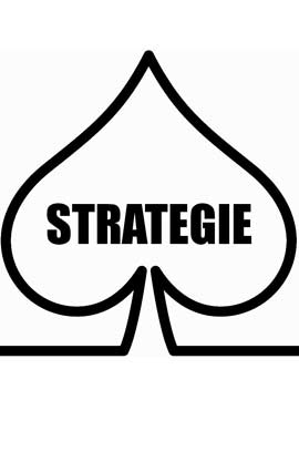 Black Jack Strategie Tabelle