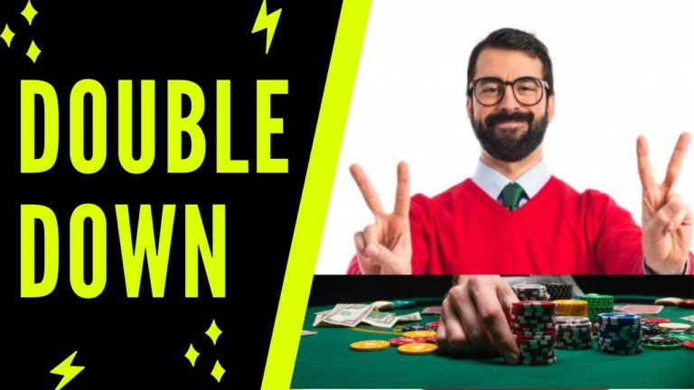 Black Jack Double Down