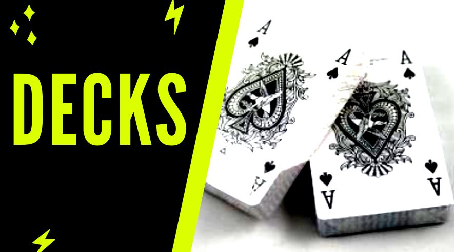 Black Jack Tipps - Kartendecks