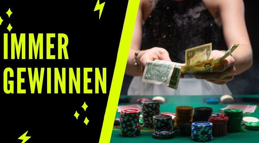 Blackjack immer gewinnen im Online-Casino