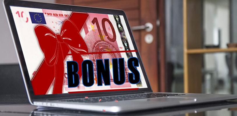 Oferta de bonos de casino en línea