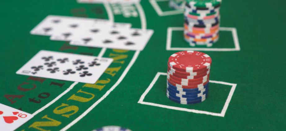 Blackjack Rules - Table and Bet