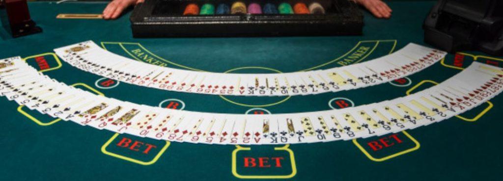 Black Jack Rules - Table