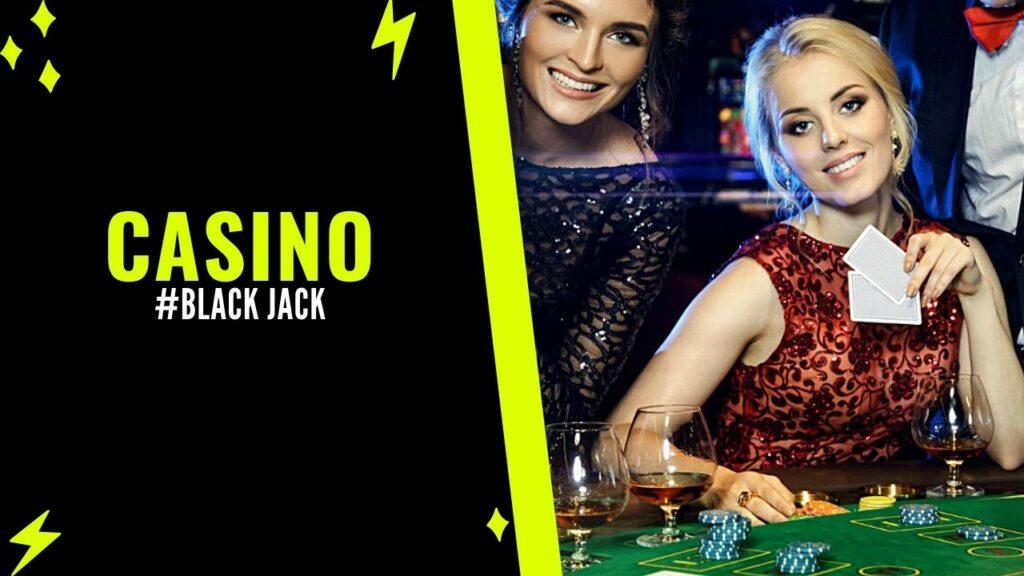 Casino Erfahrung - Blackjack Gewinn