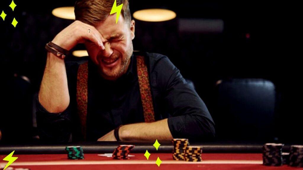 Glücksspiel vs Gesundheit - gefährliche Casinospiele