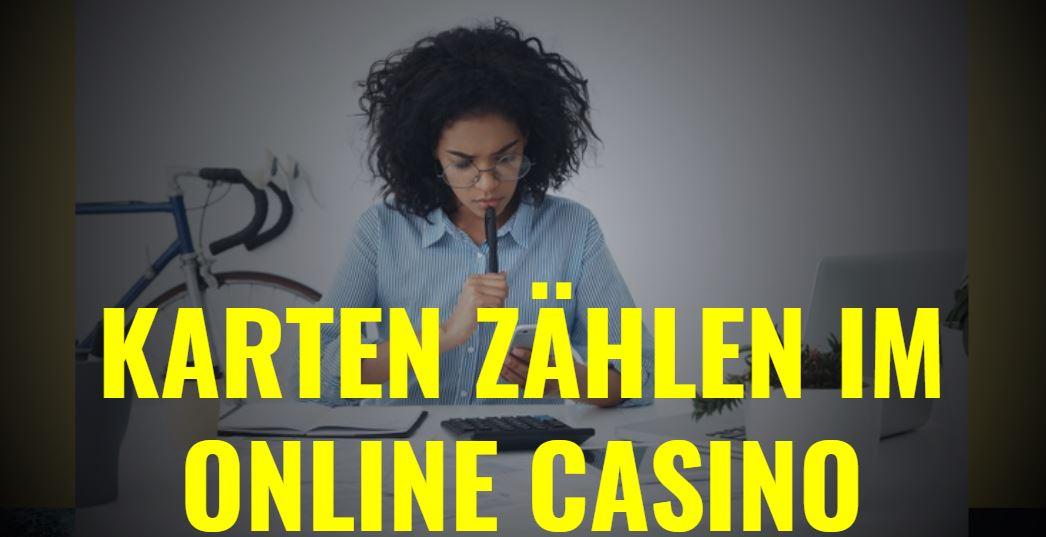 Contar cartas en los casinos online