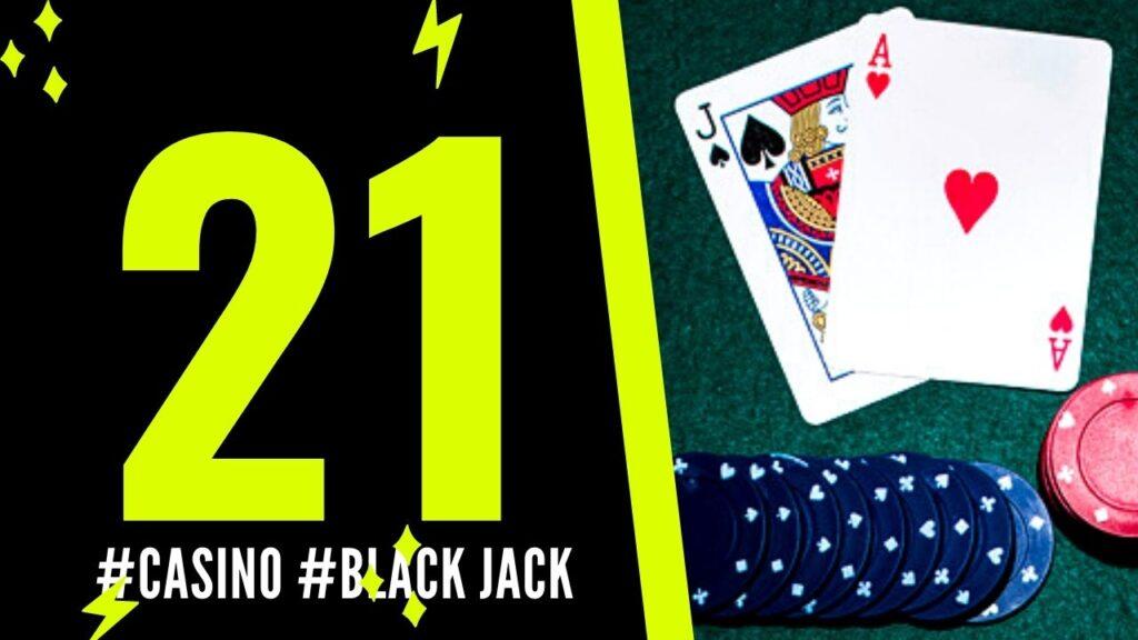Juego de cartas-21