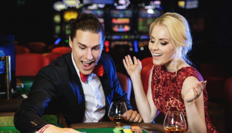 Jugar al blackjack para dos