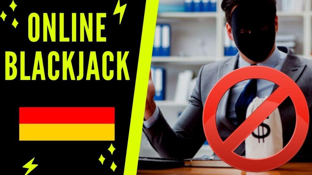 Online Blackjack Deutschland verboten