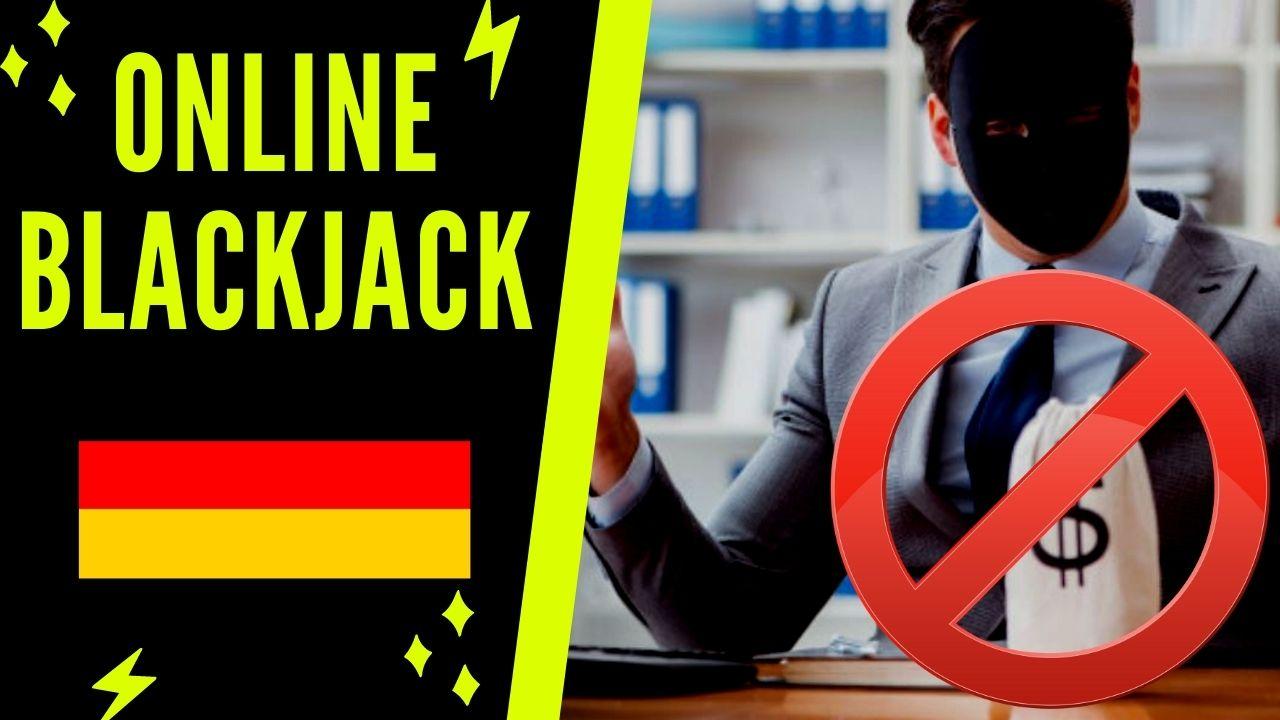 Interdiction du blackjack en ligne en Allemagne